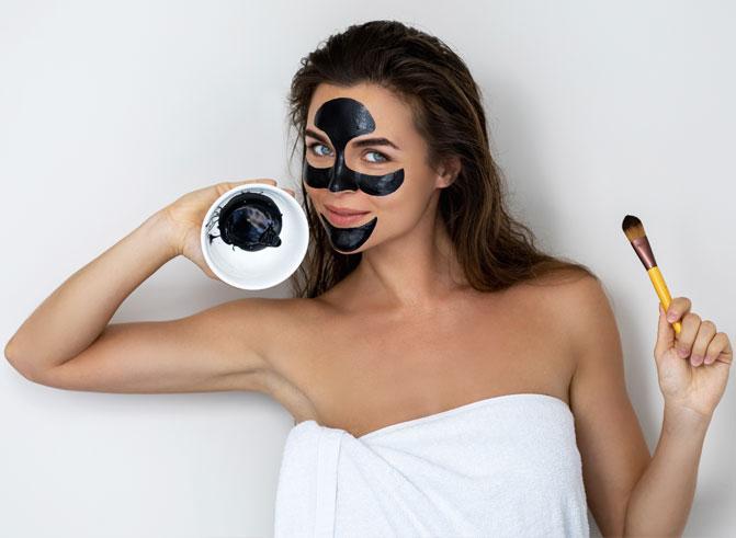 Máscaras 100% naturales